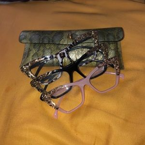 !¡BUNDLE¡! cynthia bailey readers glasess